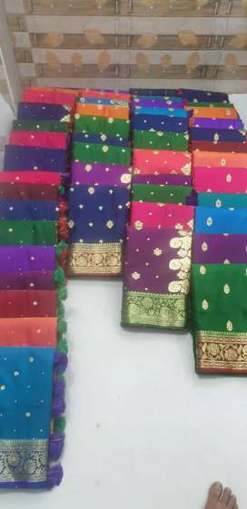 Salesman or Sales Girl required for Saree Showroom.