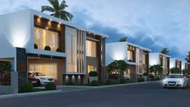 2918 Sq.ft, 4 BHK Spacious Villas Near Ollur, Perinchery