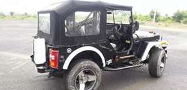 Fully loaded di jeep