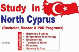 Study and Work in North Cyprus (Turkish Cyprus)