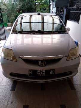 Honda city idsi 2005