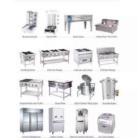 Kitchen Equipments hotels fabrication working