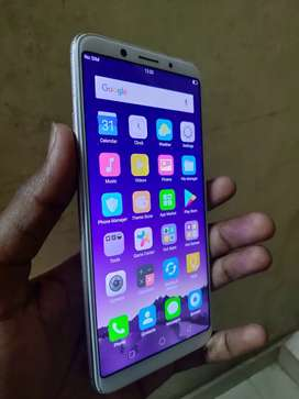 Oppo F5 (4GB RAM)  - 6inch  - Gold Color For Sale