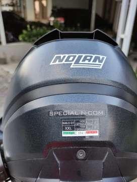 Helm Nolan N40.5 bonus intercom