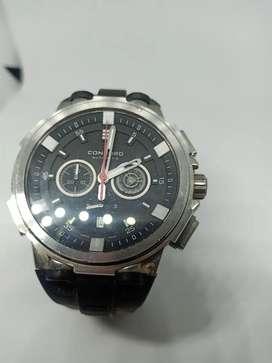 jam tangan sport concord chrono baterei
