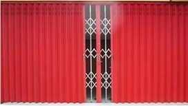 folding gate cimahi