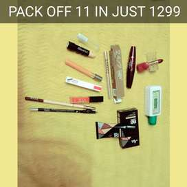 Imperted makup items