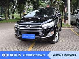 [OLX Autos] Toyota Kijang Innova 2015 2.0 G A/T Bensin Hitam #Allison