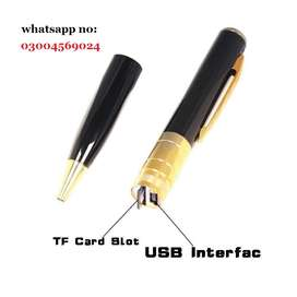 Buy hidden pen camera and Get 8gb SD card free
