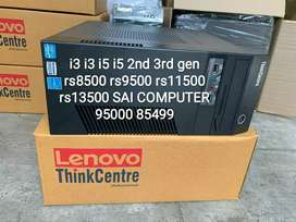 1year warranty box pack i3 i3 Lenova rs8500 rs9500 rs11500 rs13500