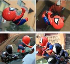 Pajangan Kaca Mobil Spiderman Harga @27rb