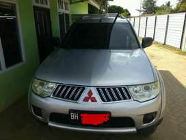 pajero exceed 2009 diesel matic