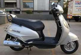 Access 125cc Grey -