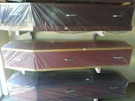 Unique coffin shop