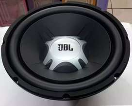 paket audio subwofer jbl & power plus pasang