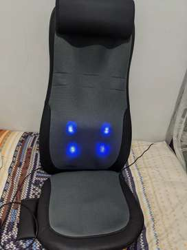 Massage cushion kursi pijat multifungsi like new