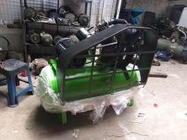 7.5 Hp compressor  300 lit tank