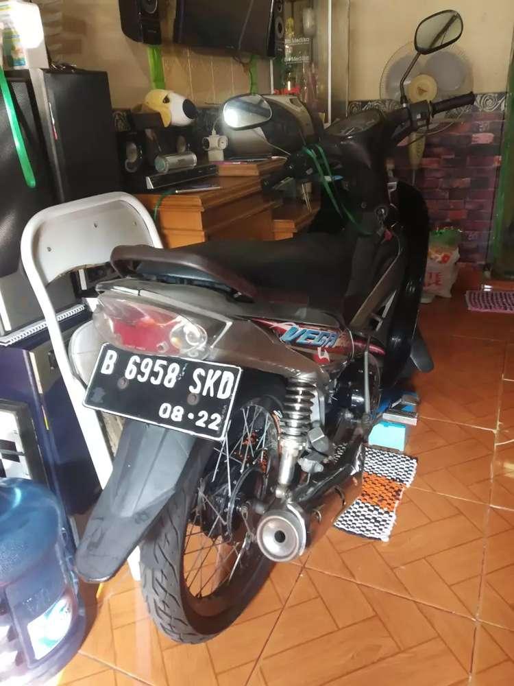 Yamaha vega R mulus