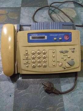 Mesin FAX telepon jual beli service hp laptop komputer proyektor cctv