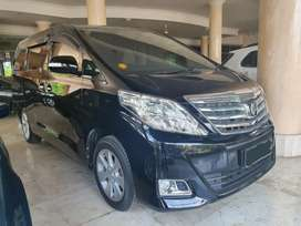 Alphard 2014 3.5 (3500 cc) FULL ORIGINAL