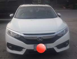 Civic 2017 modal Ug Full option total jenuine car