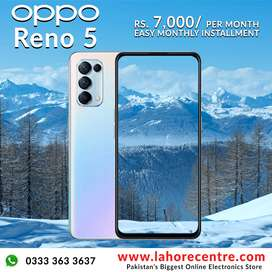 Oppo Reno 5 Best Offer in Lahore