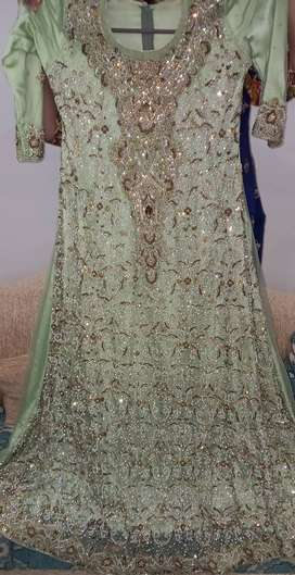 Bridal Maxi / Walima Dress for Sale -