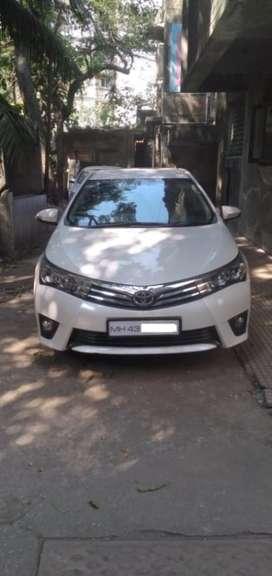 Toyota Corolla Altis 1.8 G CVT, 2016, Petrol