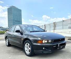 Mitsubishi Galant MANUAL NIK.2000 Full Ori Luar-Dalam
