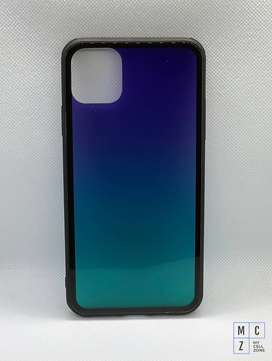 Magic Mask Q Series Dual Shade Luxury Cover for iPhone 11 Pro Max
