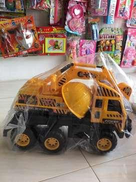 Mainan mobil exavator anak