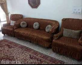5 Seater Stretchable Sofa Covers (3-1-1)