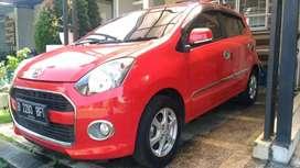 Daihatsu Ayla X manual tinggal gas