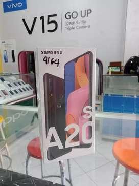 Samsung Galaxy A20s New Ram 4gb √√Bisa Cod
