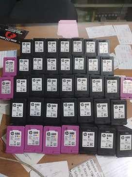 penampungan bekasan cartridge (ATK)