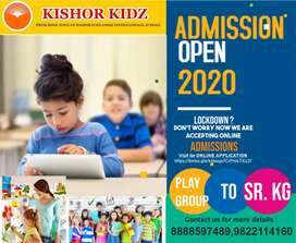 Kishor kidz preschool wing of kishor suryawanshi international school.