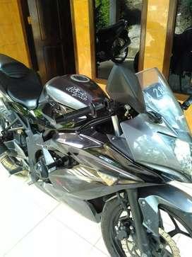Ninja rr mono/sl 1 silinder 250cc 2015