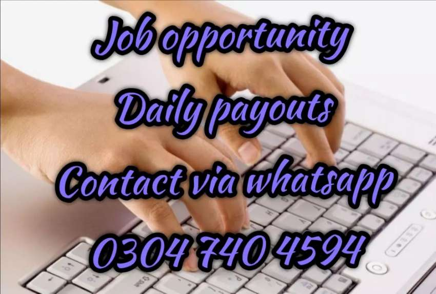Content writer job available for students at home. 385 0
