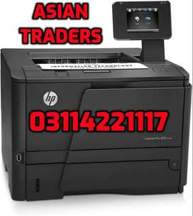 HP Laserjet Pro 400 M401dn Printer With LCD Available at ASIAN TRADERS