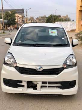 Get Daihatsu Mira 2017 unregistered On Easy Installment