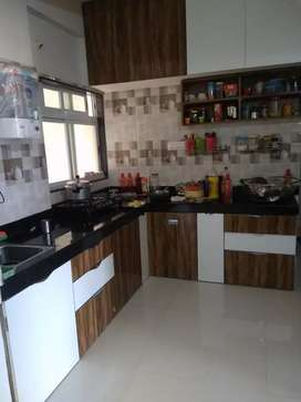One balcony.with tample.lift available.2BHK.