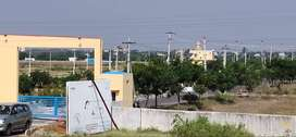 HMDA Approved Open plots for sale at Maheswaram,  With all Amenities