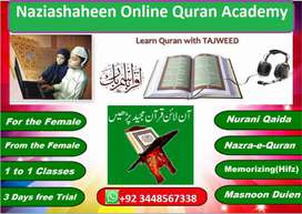 Online Quran khawni teacher