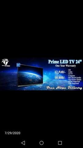 "Prime led tv24"" on hole sell rate"