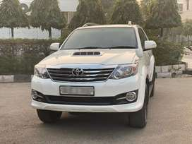 Toyota Fortuner 3.0 4x2 Manual, 2012, Diesel
