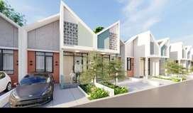 Rumah pondok cabe jual murah type 40/60 499jt promo 5unit pertama