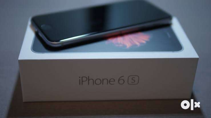 iPhone 6s 128gb new box pack with Bill 0
