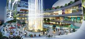 Office space and shop for sale Gaur City Center Noida Extension