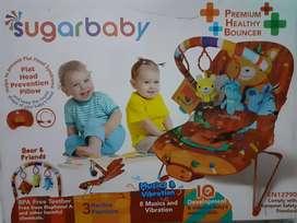 Ayunan bayi (bouncer) merk sugar baby