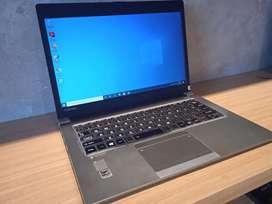 Laptop Second Toshiba Super Slim